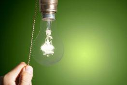 economizar luz