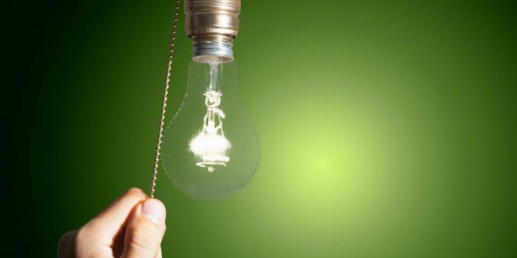 Como economizar luz nos incubatórios