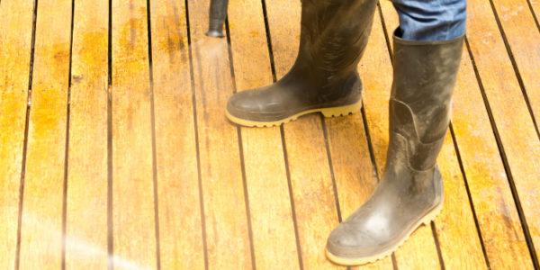 Lavador de botas